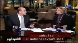 للمرة العشرين احمد فتحي سرور رئيس لمجلس الشعب- عمرو أديب