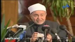 الدكتور صفوت حجازى والشيخ جمال قطب ...فى برنامج القاهرة اليوم / ومناقشة فتوى الاستدانة للحج(1)هامة