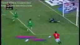 هدفين منتخب مصر فى المنتخب الجزائرى فى اخر مباراة فى تصفيات كأس العالم