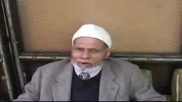 الحاج على نويتو وكلمه فى ذكرى مبادرة الاخوان للاصلاح 