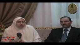 حصريا...لقاء  مع أسرة الدكتور علاء سويلم -- أحد قيادات الإخوان بميت غمر --والمفرج عنه في أحداث  مناصرة المسجد الأقصى
