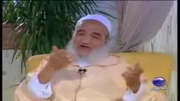 مراجعات-حوار شيق  مع الشيخ عبد السلام ياسين- مرشد عام جماعة العدل والإحسان- الحلقة الأولى ج4
