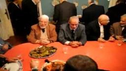 حفل تكريم أ. محمد مهدي عاكف بمناسبة انتهاء فترة ولايته كمرشد عام لجماعة الإ خوان المسلمين - -3-