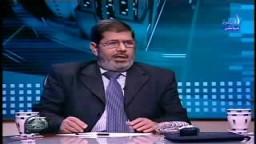 حوار الدكتور محمد مرسى عضو مكتب الإرشاد فى قناة الصفوة  ..1