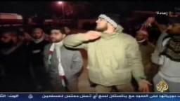 شاب من قافلة شريان الحياة 3 وكلمات موجعة لعبد المامور الذى يحاصر غزة