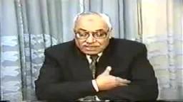 فضيلة الأستاذ محمد مهدي عاكف ومشكلة حلايب