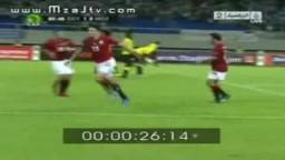 أهداف منتخب مصر وموزمبيق