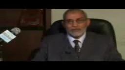 فضيلة المرشد الجديد - أ. د محمد بديع