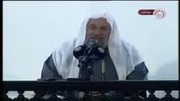 خطبة الجمعة 1/ 1/ 2010 للدكتور يوسف القرضاوي عن  الجدار الفولاذي --ج4