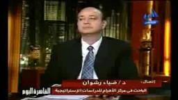 د. ضياء رشوان فى تحليل  عن إختيار الدكتور محمد بديع مرشداً عاماً للإخوان المسلمين
