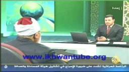 فضيلة الدكتور يوسف القرضاوى ...حلقة بعنوان حاجة المجتمع إلى التدين...1