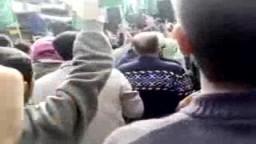 مسيرة الإخوان المسلمين في الأردن نصرة لغزة