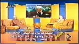 فضيلة د. يوسف القرضاوى يبين حقيقة السلام الصهيونى المزعوم