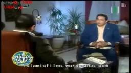 لقاء الداعية مصطفى حسنى بالإعلامى محمود سعد
