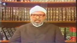 الدكتور يوسف القرضاوى  .. تفسير آيات من سورة الحديد.. درس نادر جدا .. 1
