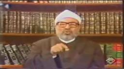 الدكتور يوسف القرضاوى  .. تفسير آيات من سورة الحديد.. درس نادر جدا .. 2
