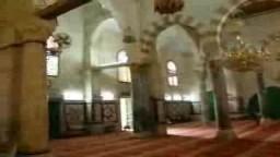 فيديو نادر من داخل المسجد الاقصى المبارك .. الذى يتعرض الآن للإقتحامات الصهيونية الإجرامية
