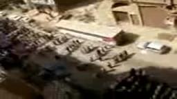 مظاهرات الإخوان في شبين الكوم لنصرة الأقصى