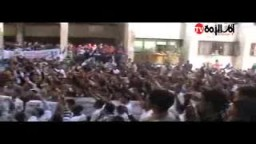غضبة الاسكندرية نصرة للمقدسات