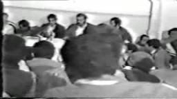 محاضرة للشيخ محفوظ نحناح رحمه الله ألقاها بجامعة سطيف شرق الجزائر .. 1