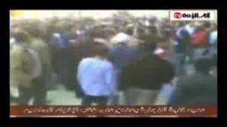 اعتداء امن الدولة على طلاب الإخوان - جامعة الاسكندرية على مرأى ومسمع من الجميع