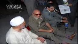 الشاعر أمين الديب والمستشار الخضيرى