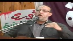 د-عصام العريان عضو مكتب الإرشاد  (فك الله أسره ) في دمياط يضع النقاط علي الحروف في العدوان علي غزة--2