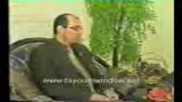 فيديو نادر للدكتور جمال حشمت  في مناسبة افتتاح موقع نافذة الفيوم