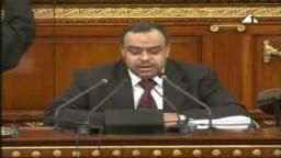 النائب عباس عبدالعزيز - عضو الكتلة البرلمانية للإخوان  المسلمين