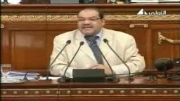 النائب /عزب مصطفى عضو الكتلة البرلمانية للإخوان المسلمين
