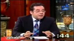مناظرة  بين أيمن نور  وحميدن صباحي - القاهرة اليوم