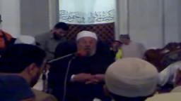 الدكتور يوسف القرضاوى .. فى مسجد شاه علم بدولة ماليزيا ..1