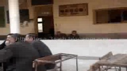 شاهد اللجان وهى خاوية فى انتخابات المحليات  بالشرقية