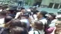 مظاهرة ميدان التحرير 3 مايو 2010  .. 2