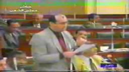 د. جمال حشمت فى كلمة هامة تحت قبة البرلمان (من أرشيف نواب الإخوان ) والذى تم إعتقاله منذ دقائق