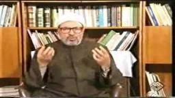 الدكتور يوسف القرضاوى  .. تفسير آيات من سورة الأعراف.. درس نادر جدا .. 2