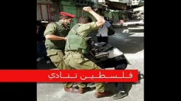 فلسطين المغتصبة تنادى