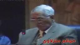 كلمة الدكتور جابر قميحة فى الحفل