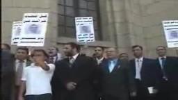 وقفة احتجاجية لأسر الإخوان المعتقلين أمام النائب العام- ج2