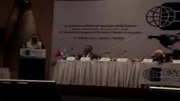 كلمة المراقب العام لجماعة الإخوان بالأردن في مؤتمر المجتمعات الإسلامية التاسع 2010