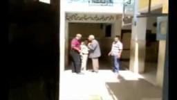 منع مندوبين مرشحين الإخوان من دخول اللجان فى إنتخابات الشورى 2010