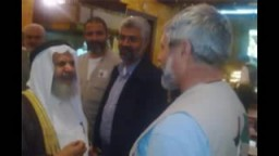 كلمة فضيلة المراقب العام للإخوان فى الأردن الدكتور همام سعيد في استقبال الوفد الاردني المشارك في اسطول الحرية