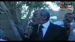 جنازة زوجة الحاج لاشين أبو شنب