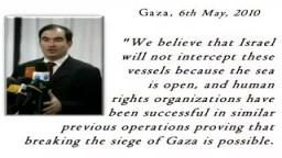 John Ging, Gaza