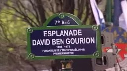 ACTIONS contre Ben Gourion