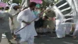 مظاهرة باكستانية لدعم فلسطين