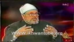 الدكتور يوسف القرضاوى فى حلقة نادرة من برنامج الشريعة والحياة .. الشخصية الإسلامية .. 2