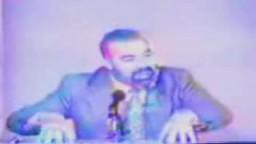 محاضرة للشيخ محفوظ نحناح (إخوان الجزائر) من المانيا .. نادرة جدا .. 1