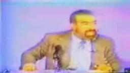 محاضرة للشيخ محفوظ نحناح (إخوان الجزائر) من المانيا .. نادرة جدا .. 2