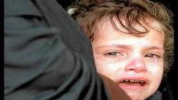 زدناكم ظلما على ظلم يا اطفال غزة الجريحة
